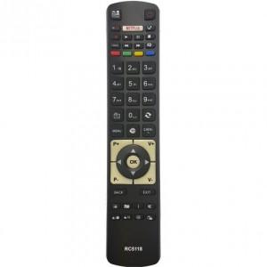 Telecomanda Finlux Lcd NETFLIX RC5118