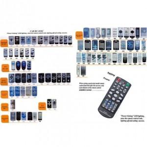 Telecomanda CD+DVD player mașină RC820