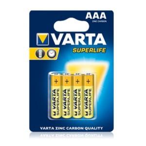 Baterii R3 AAA Varta SUPERLIFE