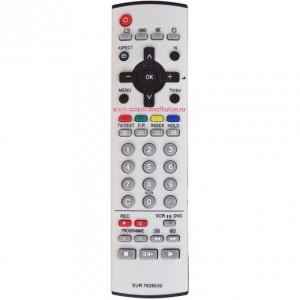 Telecomanda Panasonic EUR7628030 cu ceas