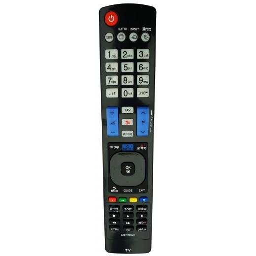 Telecomandă LG SMART LED 3D AKB73756561