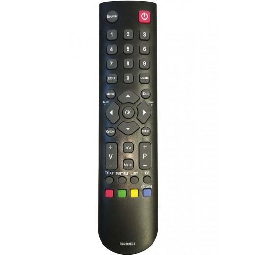 Telecomanda VORTEX Lcd RC2000EE02