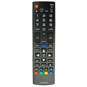 Telecomandă LG LED SMART 3D AKB75055702